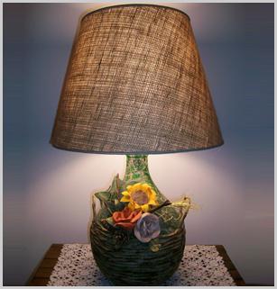 Lampade con bottiglie di vino decorare la tua casa - Bottiglie vetro ikea ...